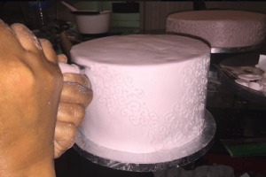 Most used cake artistry cake decorating techniques
