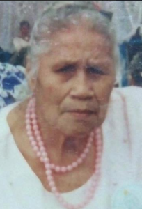 image of my grandmother